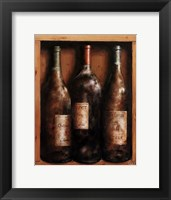 Framed Straight from the Cellar II