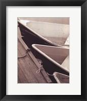 Framed Docked