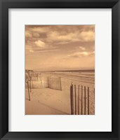 Beach Retreat Framed Print