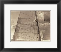 Framed Nautical Dream I