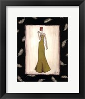 tapp - Stepping Out Framed Print