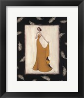 tapp - Dolled Up Framed Print