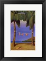 Framed Bikini Beach