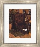 Framed Cozy Den III