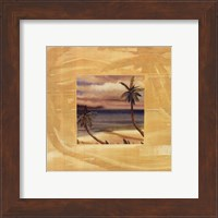 Framed Island Memories II