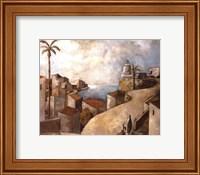 Framed Camino del Faro
