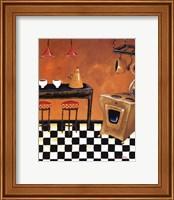 Framed Retro Kitchen III