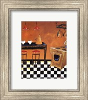 Framed Retro Kitchen III