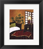 Asian Dream II Framed Print