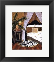 Framed Moroccan Dream I