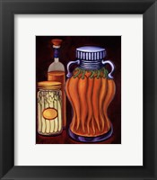 Fancy Oils IV Framed Print