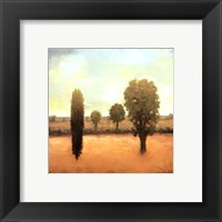 Framed Summer's End