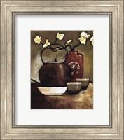 Framed Takara Tea Room