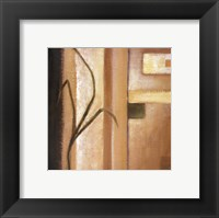 Framed Decorative Grasses I