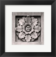 Framed Architectural Detail I