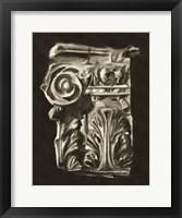 Framed Roman Relic III