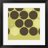Forest Motif II Framed Print