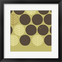 Framed Forest Motif III