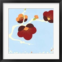Sakura Spring I Framed Print