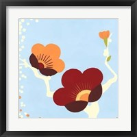Sakura Spring II Framed Print