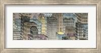 Framed City By Night II