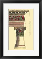 Framed Large Column I