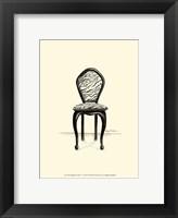 Framed Designer Chair V