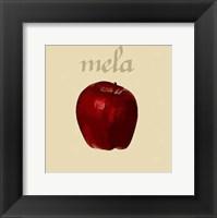 Framed Italian Fruit VIII