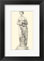Framed Classical Statuary I