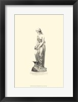 Framed Classical Statuary II