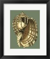 Framed Ocean's Jewel I