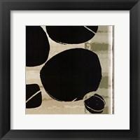 Framed Skipping Stones IV