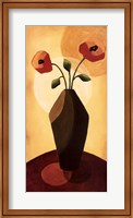 Framed Floral Expressions II