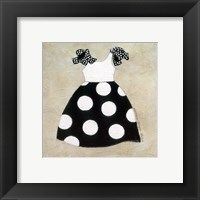 Nautical Girl III Framed Print