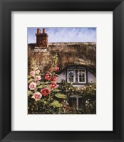 Cottage Of Delights II Framed Print