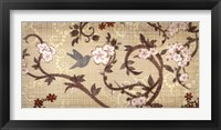 Framed Songbird II