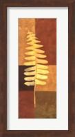 Framed Woodland Impressions I