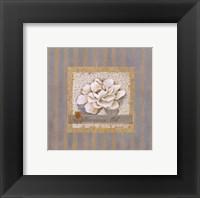 Framed Gardenia Oil