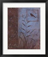 Evening Song I Framed Print