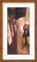 Framed Le Sommelier