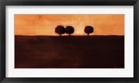 Framed Meadowlands II