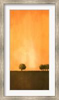 Framed Cluster of Trees II