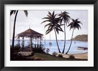 Framed Caribbean Dreams