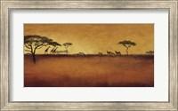 Framed Serengeti I