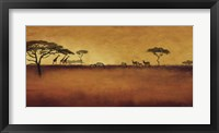 Framed Serengeti I