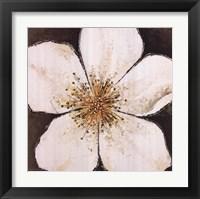 Framed White Delight
