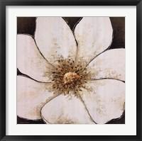 White Enchantment Framed Print