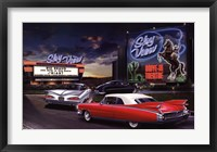 Framed Sky View Drive-In