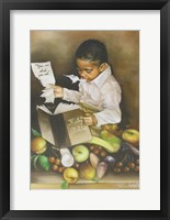 Framed You Are What You Eat – His'S