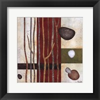 Framed Sticks And Stones V